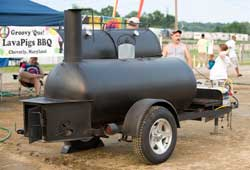 Barbeque Apparatus