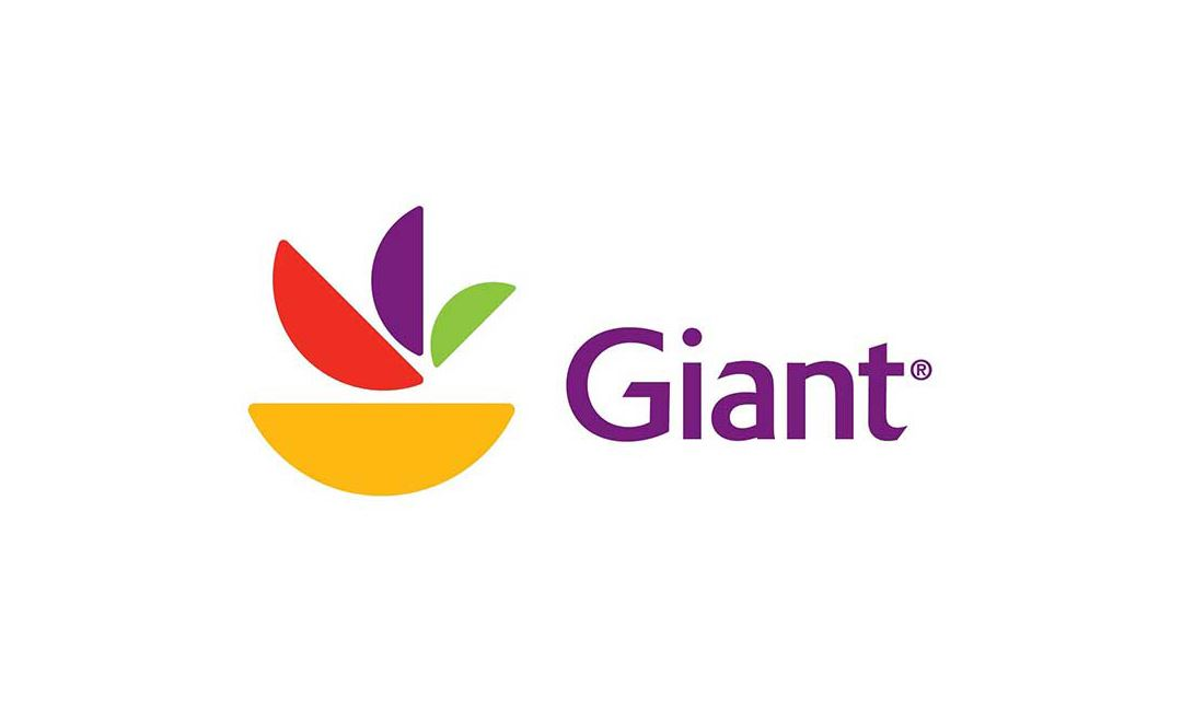 Giant Food Grocery Store Logo