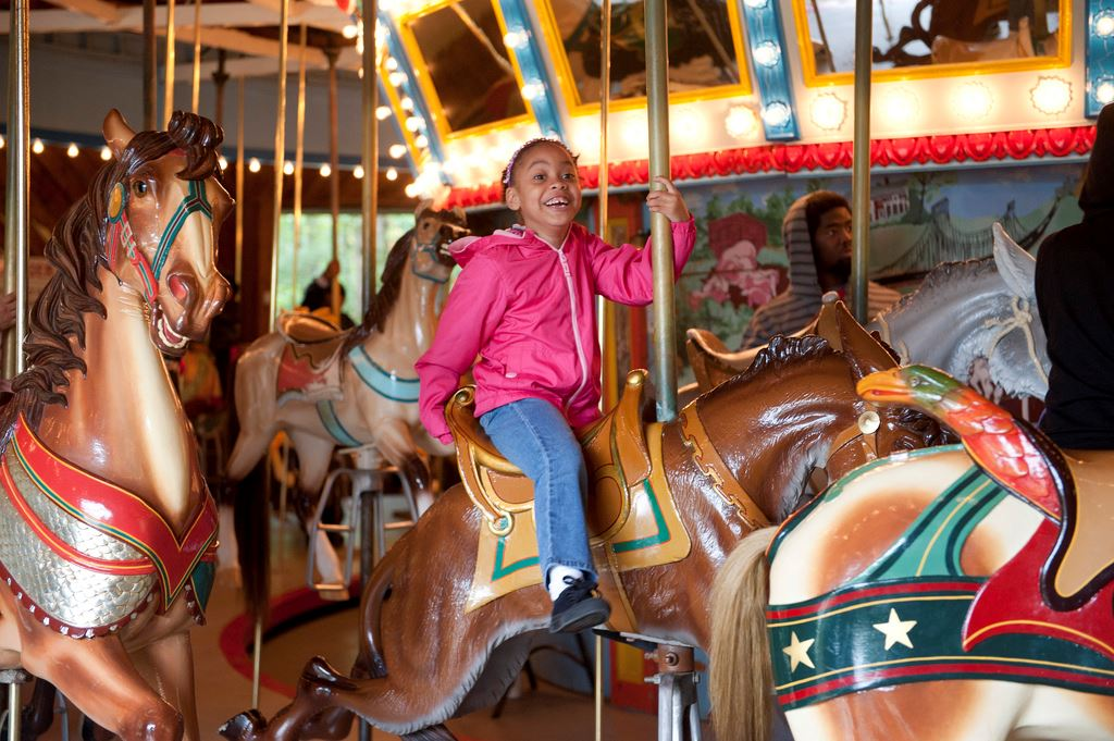Watkins Antique Carousel, Train & Miniature Golf